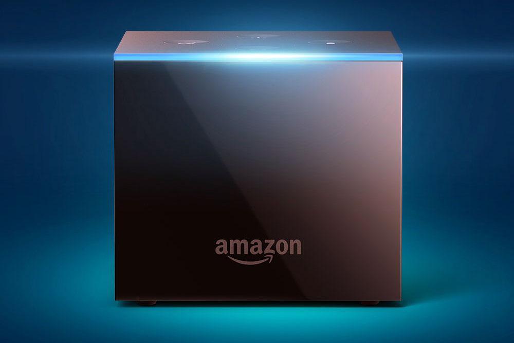 Fire TV Cube: أمازون تجمع بين فاير تي في وسماعة الكسا الذكية في جهاز واحد