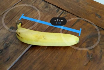 جوجل توفر تطبيق Measure لقياس الأطوال في الواقع للمزيد من هواتف أندرويد