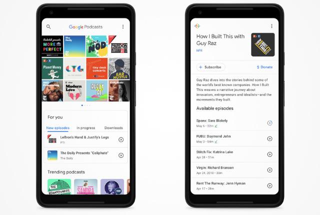 """تحميل تطبيق جوجل Podcasts لـ """"نظام أندرويد"""" والتعرف أكثر على مميزاته"""