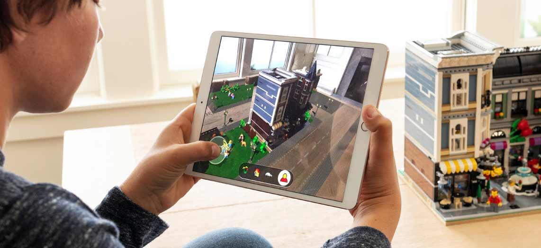 تحسين تطبيقات الواقع المعزز AR في iOS 12