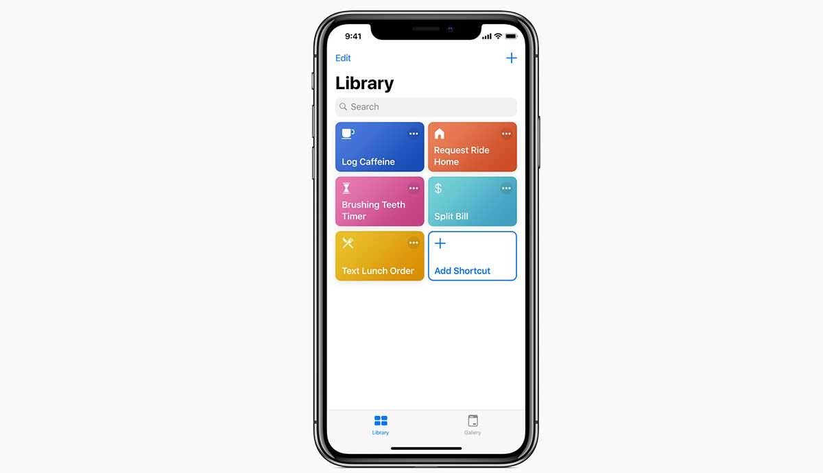 اختصارات سيري Siri Shortcuts في iOS 12