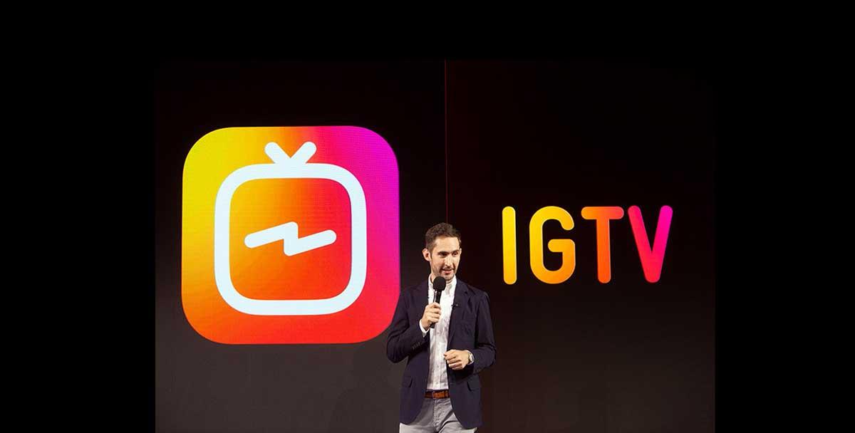 IGTV: تطبيق جديد من انستجرام لمشاركة مقاطع فيديو طويلة حتى 60 دقيقة