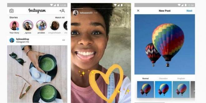 Instagram Lite: نسخة أخف من تطبيق انستجرام لأندرويد