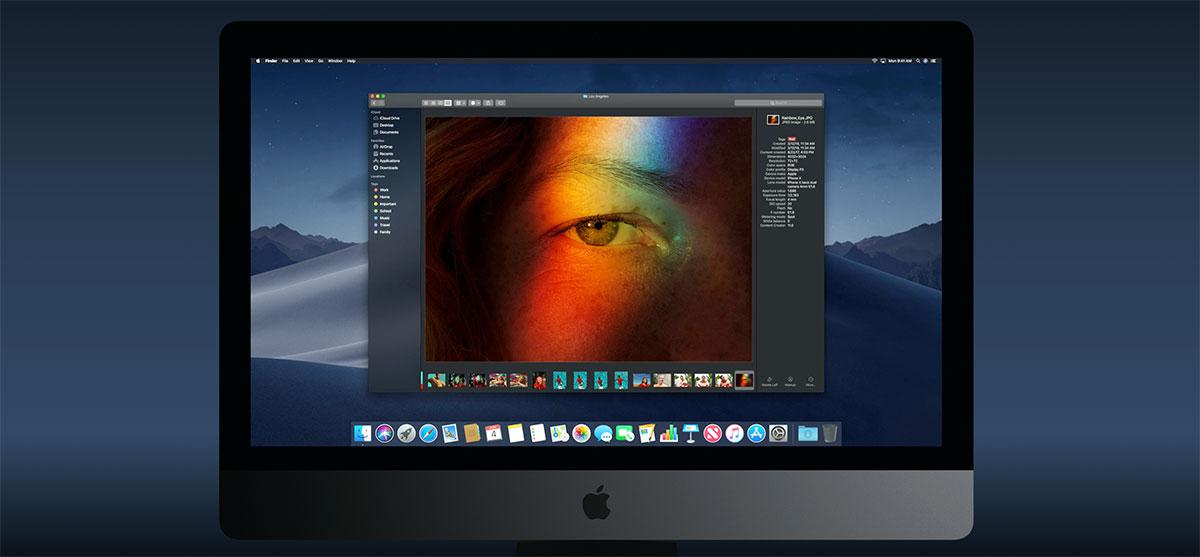 "macOS Mojave ماك او اس ""موهافي"": كل المميزات وموعد التوفر والأجهزة المدعومة"