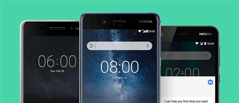 Nokia 5.1 وNokia 3.1 وNokia 2.1: مواصفات وسعر هواتف نوكيا الجديدة