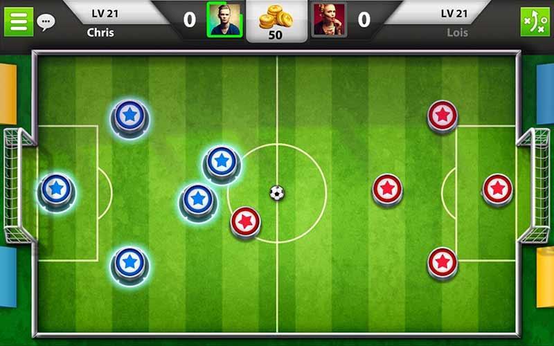 أفضل العاب كرة القدم لأندرويد