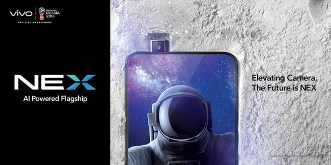 Vivo Nex: مواصفات وسعر هاتف فيفو بدون أي حواف أو نوتش