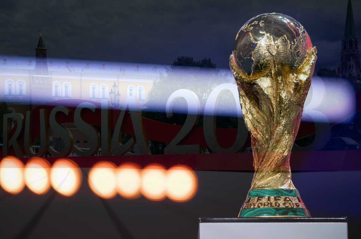 World Cup 2018: جوجل توفر جدول كأس العالم ونتائج المباريات