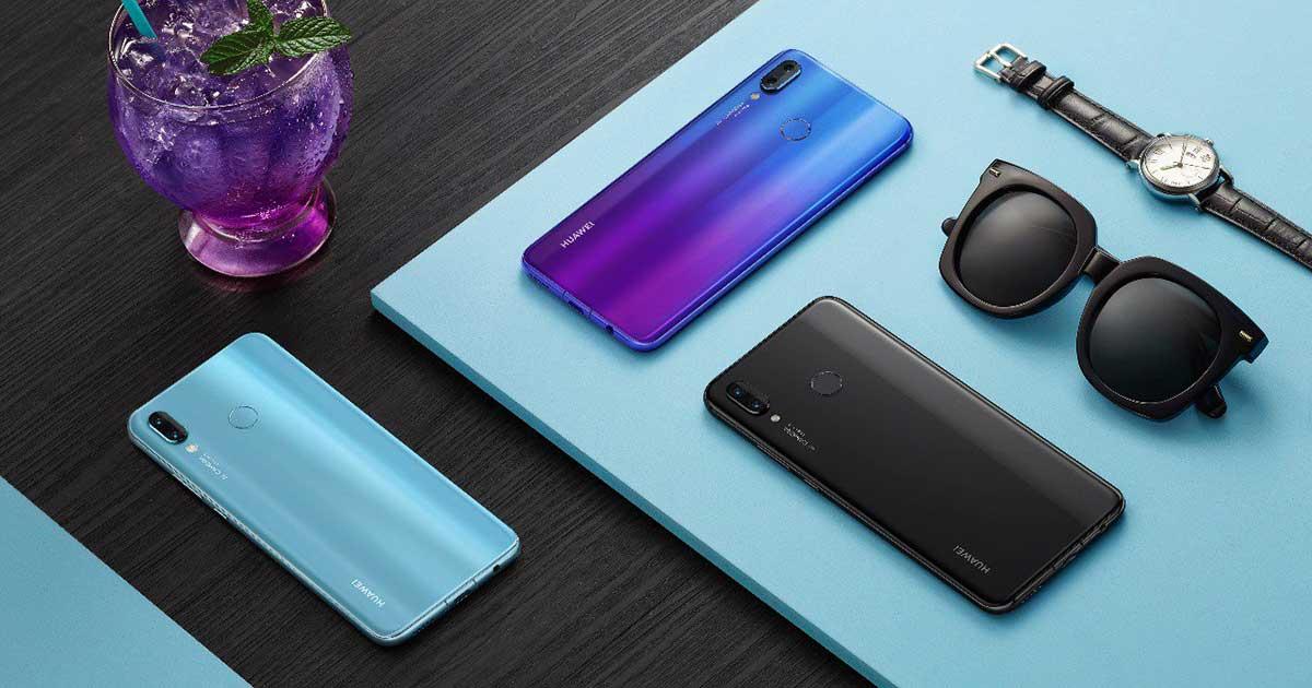 مواصفات Huawei Nova 3 هواوي نوفا 3