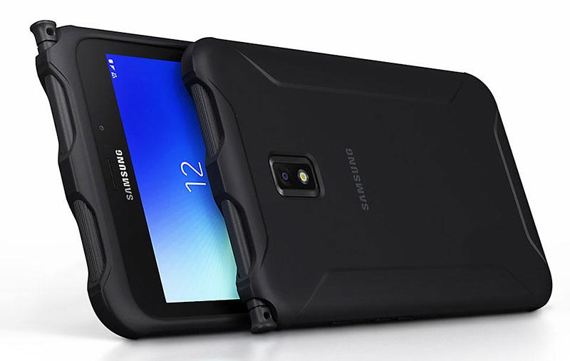 يدعم Galaxy Tab Active 2 مقاومة الماء والصدمات