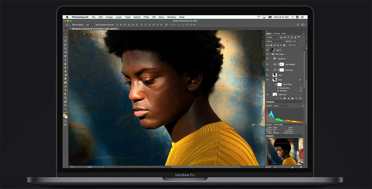 أبرز مواصفات 2018 MacBook Pro