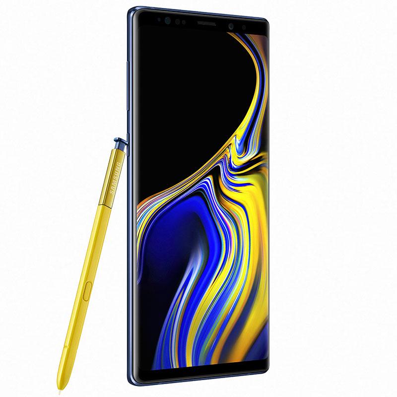 تصميم Galaxy Note9 جالكسي نوت 9