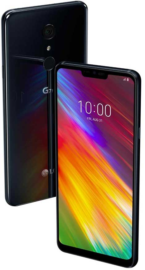 يدعم LG G7 Fit العديد من المزايا التي قدمتها الشركة في LG G7 ThinQ