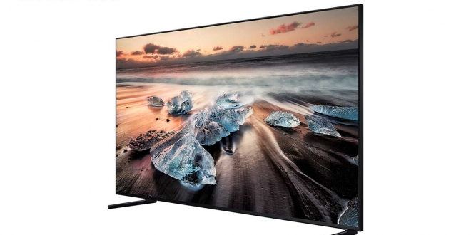 Q900R: سامسونج تعلن عن أول تلفزيون لها بدقة 8K