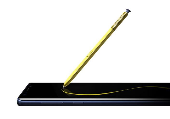 أبرز مميزات قلم جالكسي نوت 9 الرقمي الجديد S Pen