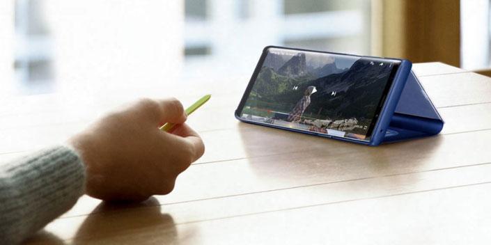 المميزات الجديدة للقلم الرقمي S Pen المرفق مع جالكسي نوت 9