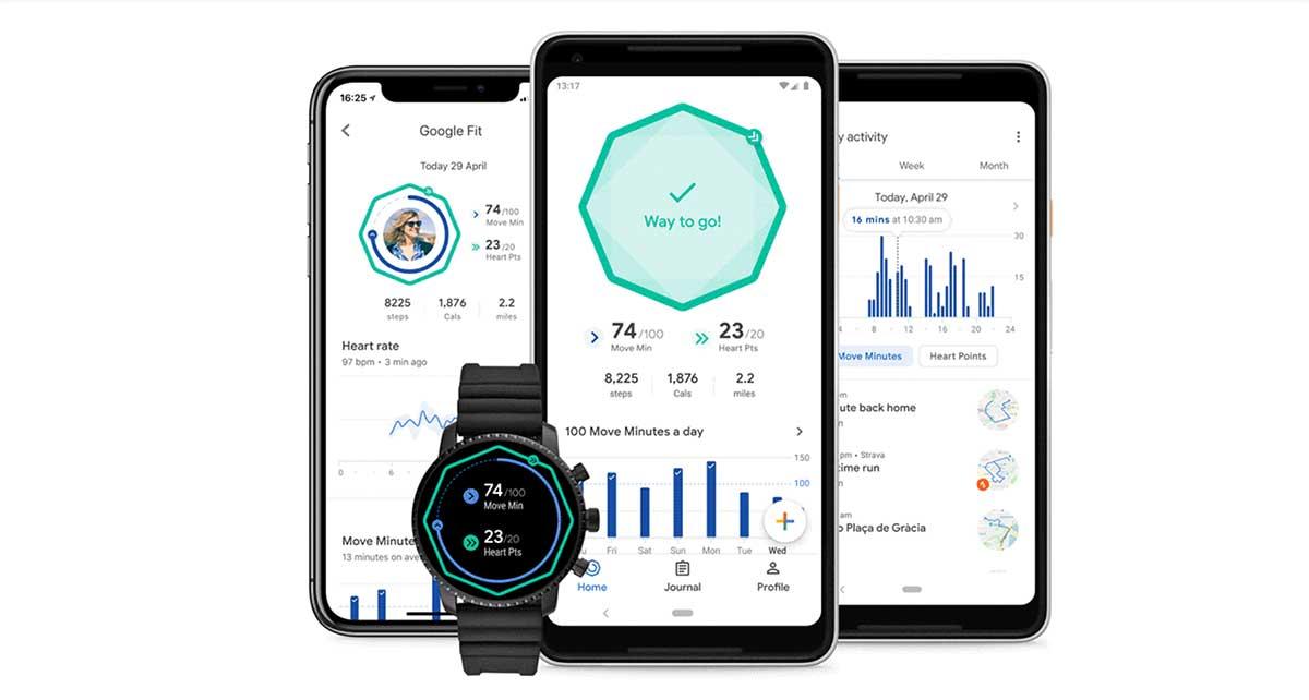 c2b0ec453657b وتقول جوجل أن الأمر لا يستغرق سوى 30 دقيقة من المشي السريع لمدة 5 أيام في  الأسبوع للوصول إلى مقدار النشاط الموصي به من قبل منظمة الصحة العالمية،  والذي يقلل ...
