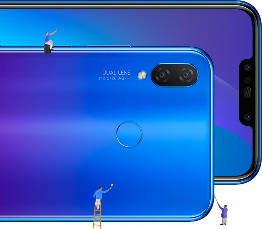 Huawei Nova 3i Specs And Price In Ksa ✓ All About Chevrolet