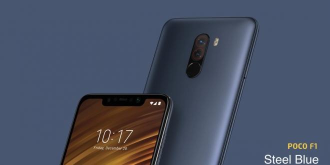 Poco F1: مواصفات ومميزات وسعر هاتف شاومي المميز الجديد