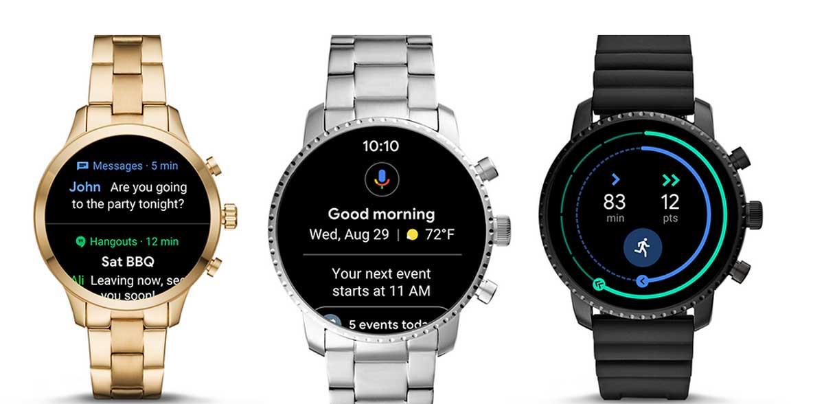 تصميم جديد لنظام Wear OS يوفر مميزات جديدة لساعات اليد الذكية