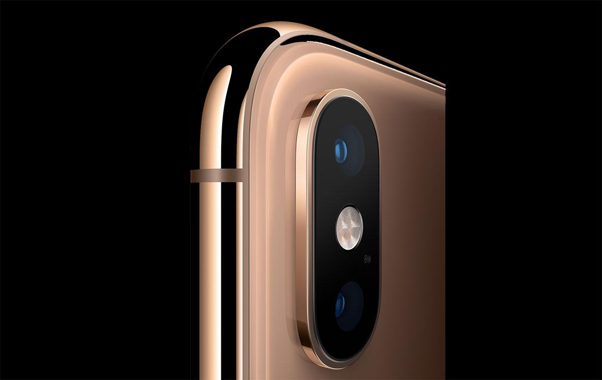 كاميراiPhone Xs Max