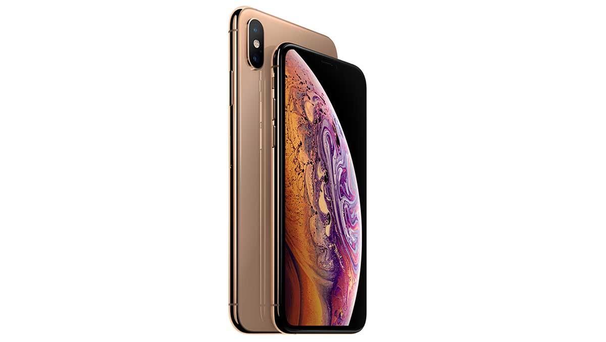 يأتي iPhone Xs Max ايفون اكس اس ماكس نفس تصميم ايفون X