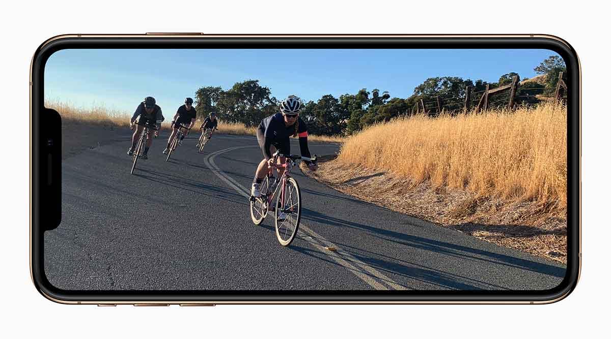 شاشة iPhone XS ايفون اكس اس