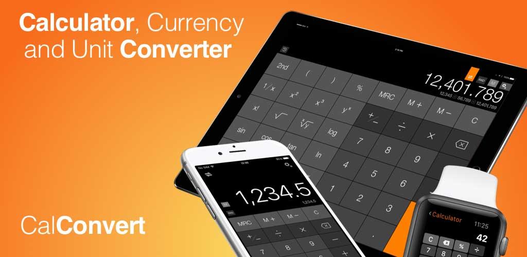 CalConvert أفضل تطبيقات تحويل العملات