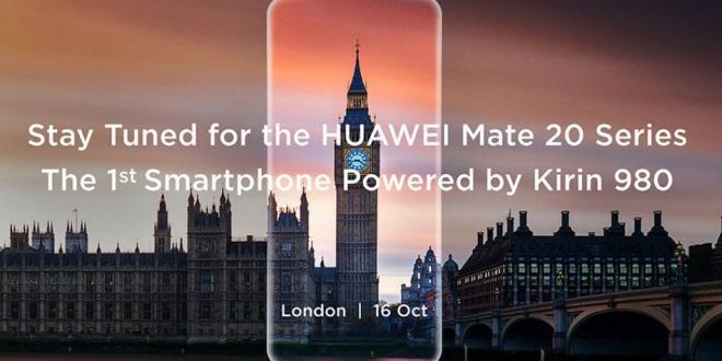 Huawei تعلن رسميا موعد الكشف عن هواوي ميت 20