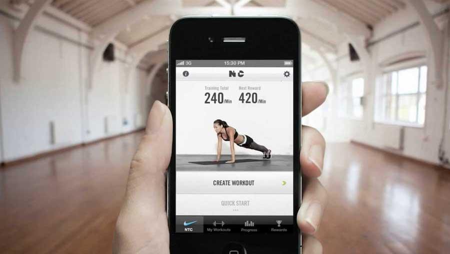 أفضل تطبيقات اللياقة البدنية Nike+ Training Club