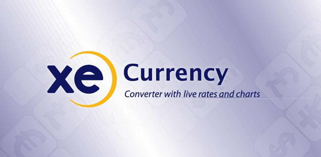 XE Currency Converter أفضل تطبيقات تحويل العملات