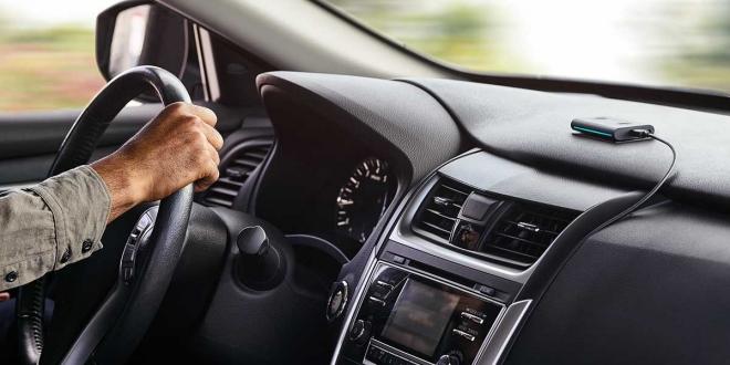 Echo Auto: جهاز من أمازون يزود سيارتك بمزايا ذكية