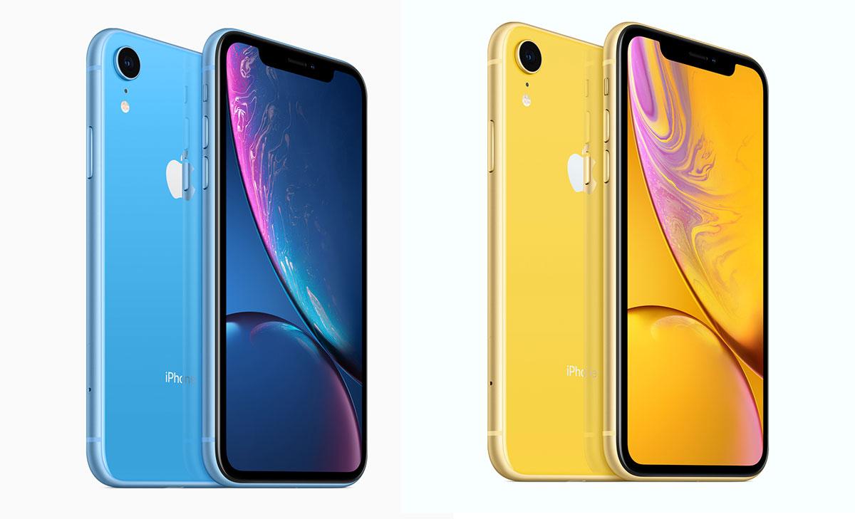 سعر iPhone Xr ايفون اكس ار وموعد التوفر