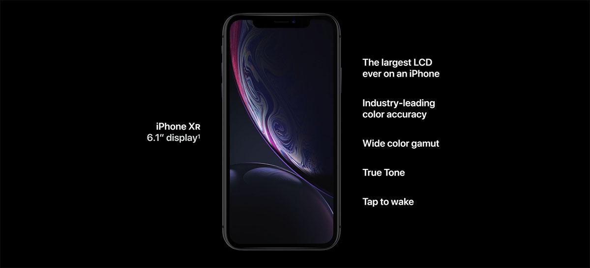 شاشة iPhone Xr ايفون اكس ار