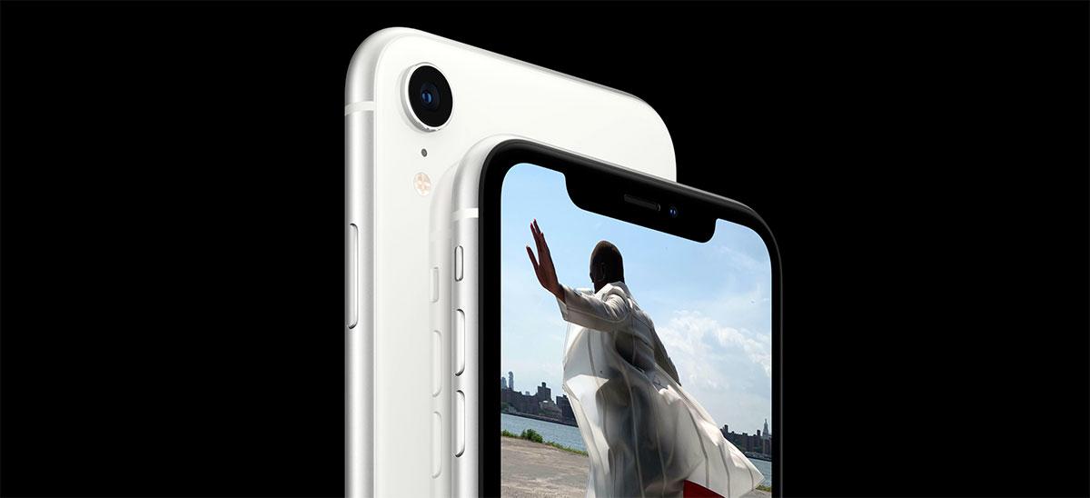يأتي iPhone Xr ايفون اكس ار بكاميرا خلفية واحدة