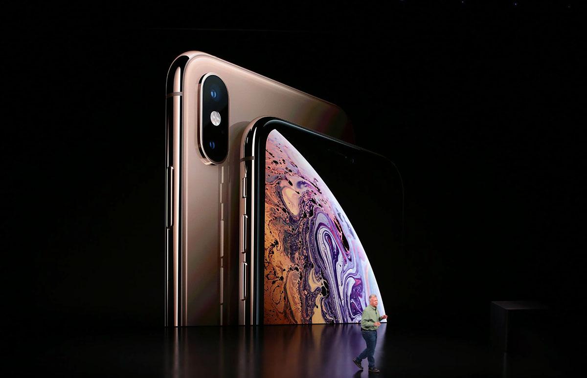 b53ceddcb أعلنت شركة آبل الأمريكية رسميا عن هاتفها الذكي الجديد iPhone Xs Max ايفون  اكس اس ماكس، وذلك إلى جانب هاتفين جديدين آخرين وهما ايفون Xs وايفون Xr،  خلال حدث ...