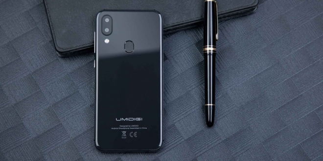 UMIDIGI A3: هاتف ذكي جديد بتصميم مميز وسعر 80 دولار فقط