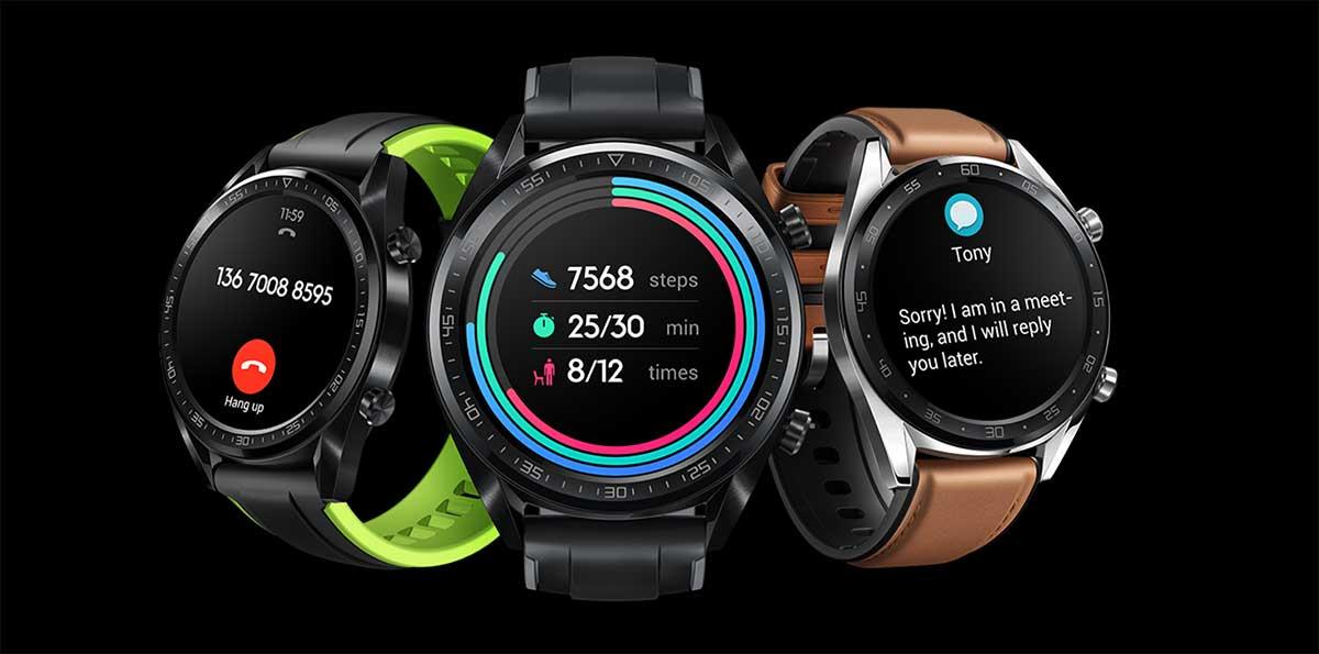 ملخص أبرز مميزات ساعة هواوي Huawei Watch GT الجديدة