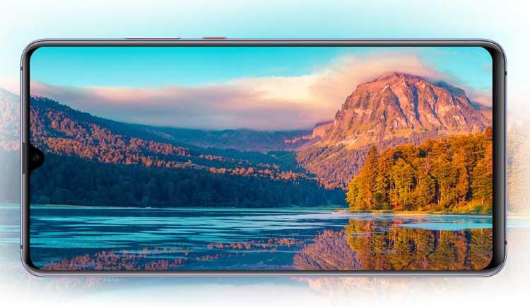 يعمل Huawei Mate 20 X هواوي ميت 20 اكس بمعالج هواوي Kirin 980 ثماني النواة