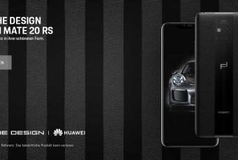 HUAWEI Mate 20 RS: مواصفات وسعر هاتف هواوي بالتعاون مع بورشه ديزاين