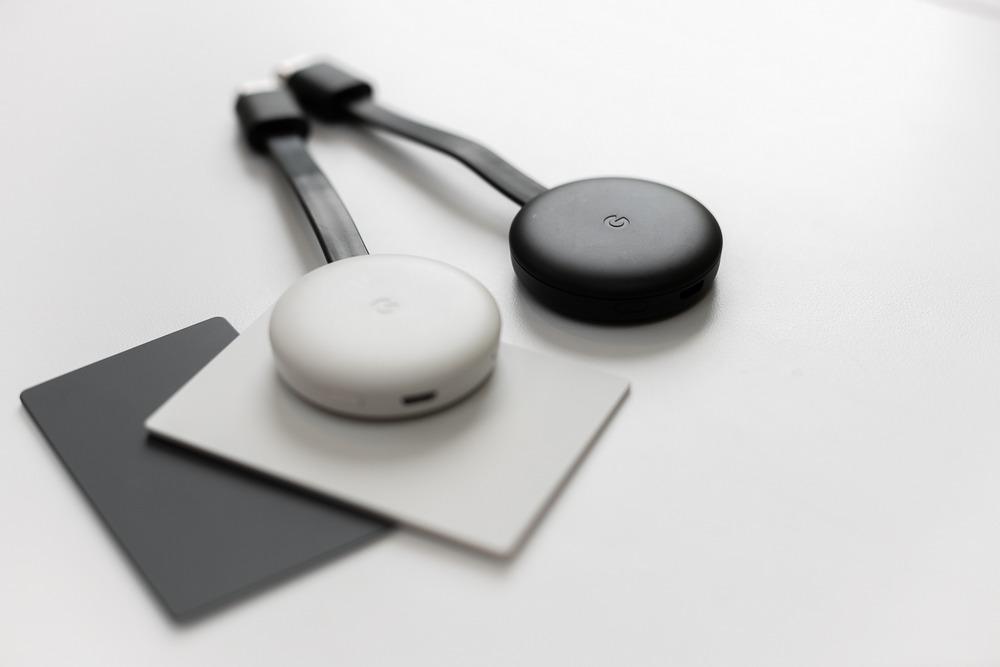 جوجل تطلق كروم كاست الجديد بنفس سعر الإصدار السابق بتصميم أفضل