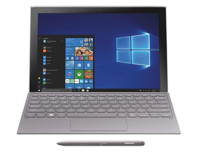 يتوفر معGalaxy Book2 لوحة مفاتيح وقلم رقمي