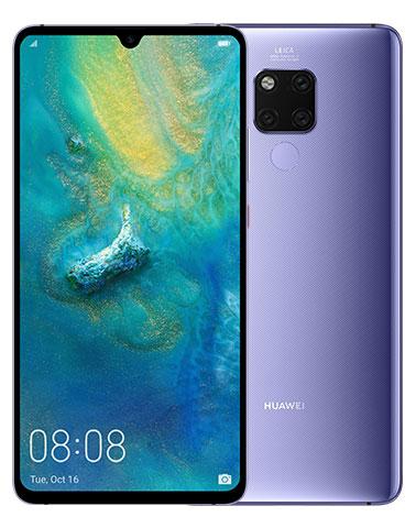 يحمل Huawei Mate 20 X هواوي ميت 20 اكس تصميما مشابها لهواوي ميت 20