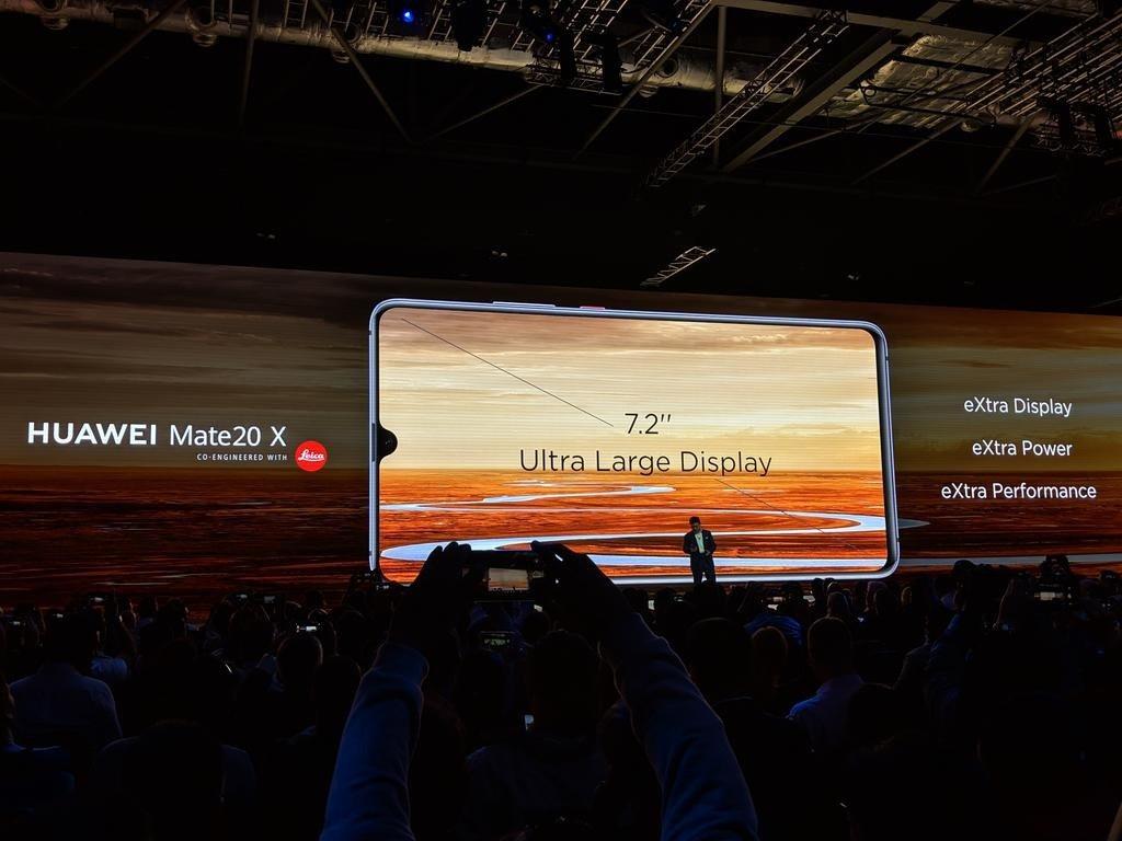 Huawei Mate 20 X هواوي ميت 20 اكس: المواصفات والمميزات والسعر