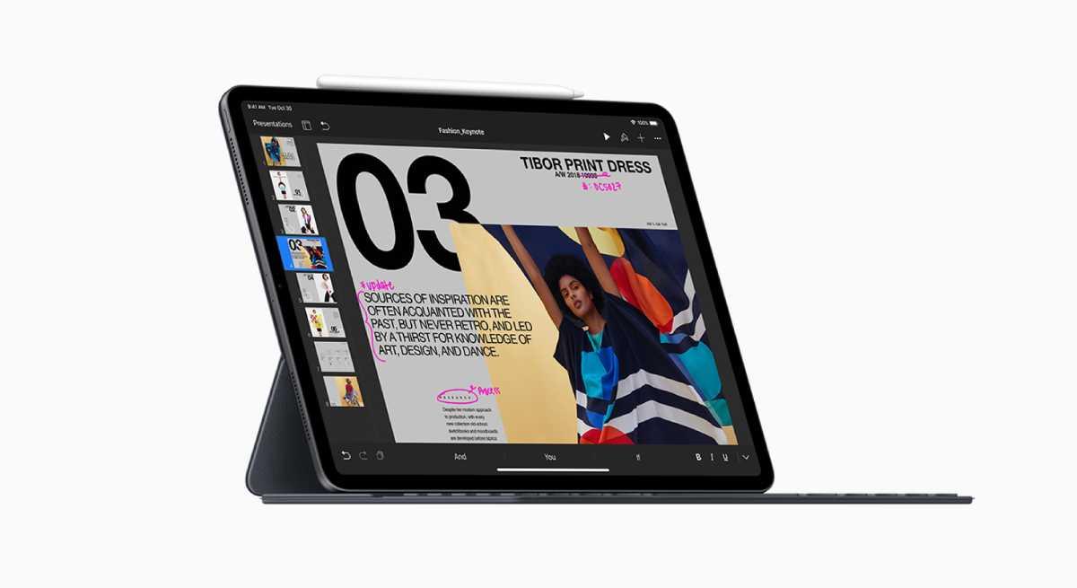 ويعمل iPad Pro 2018 بمعالج آبل A12X Bionic الجديد