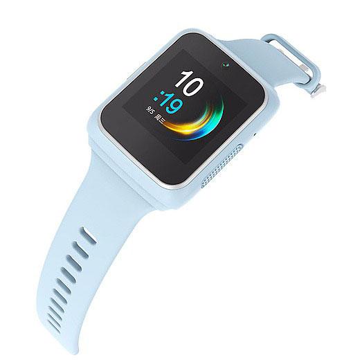تحمل ساعة لينوفو الجديدة للأطفال Lenovo Watch C شاشة AMOLED مربعة الشكل