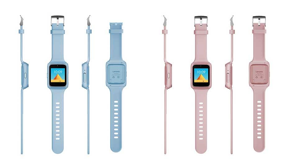 تتوفر Lenovo Watch C باللونين الأزرق والوردي