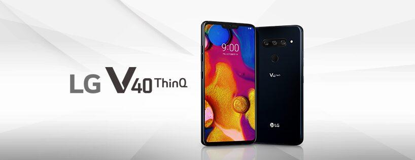 LG V40 ThinQ: المواصفات والمميزات والسعر