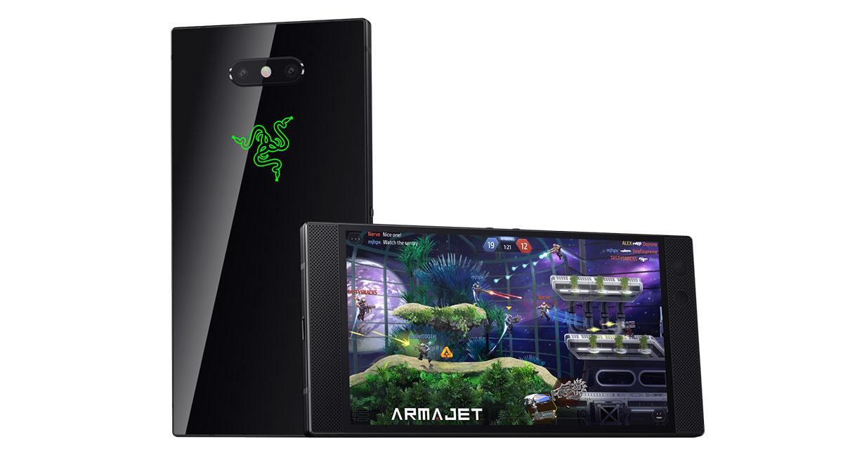 Razer Phone 2 يوفر أداء أفضل بنسبة 30% مقارنة بالإصدار الأول