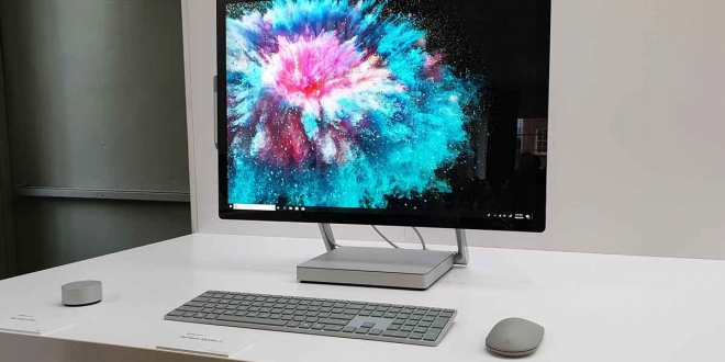Surface Studio 2 سيرفس استوديو 2: المواصفات والمميزات والسعر